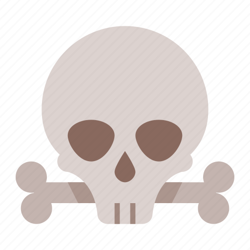 And, bones, death, halloween, skull, dead, evil icon - Download on Iconfinder