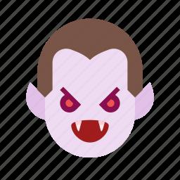 bat, evil, halloween, horror, scary, spooky, vampire icon