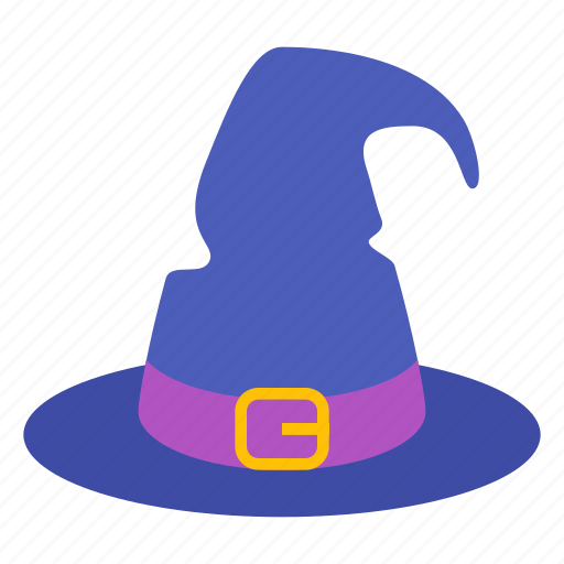 evil, halloween, hat, horror, scary, spooky, witch icon
