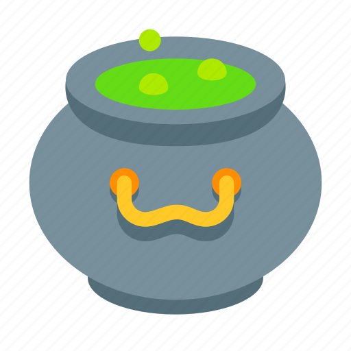 cauldron, cooking, halloween, poison, pot, spooky, witch icon