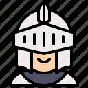 costume, gladiator, knight, spartan, warrior