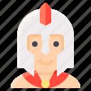 gladiator, male, man, spatan, warrior