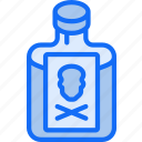 drink, evil, halloween, mixture, poison icon