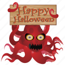 cartoon, halloween icon