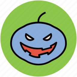 halloween, halloween face, pumpkin horror, pumpkin skeleton icon