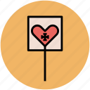 cracked heart, halloween, heart, heart on signboard, heart sign icon