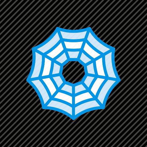 cobweb, halloween, insect, spider icon