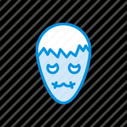 dracula, ghost, spooky, vampire icon