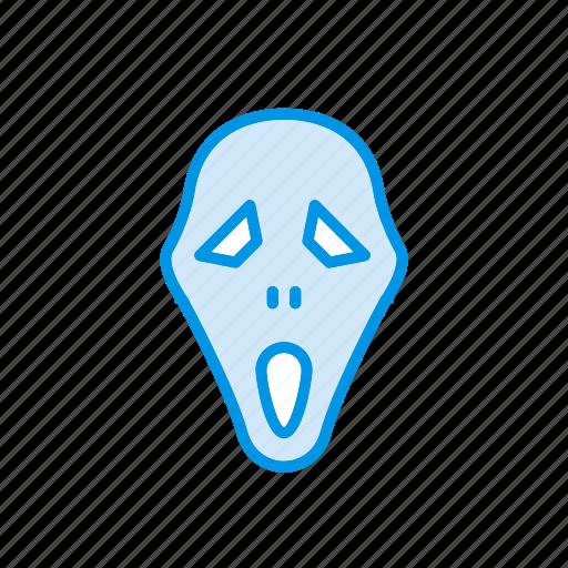 clown, ghost, skull, vampire icon