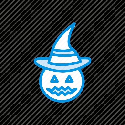 clown, halloween, jester, scary icon