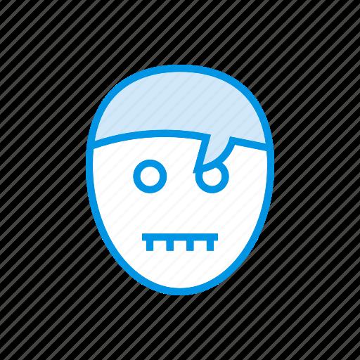 ghost, halloween, mummy, zombie icon