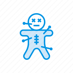 death, ghost, monster, mummy icon