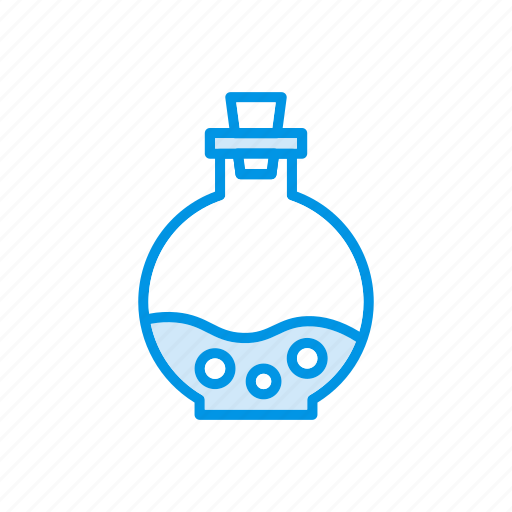 demoflask, flask, lab, potion icon