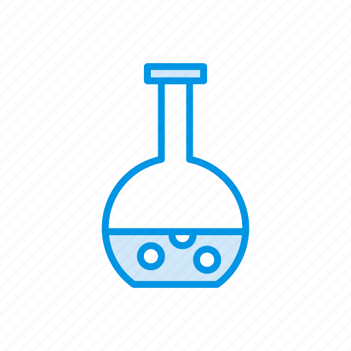 beaker, flask, lab, potion icon