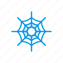 cobweb, insect, spider, web icon