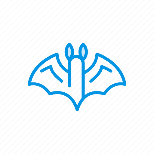 bat, bird, fly, vampire icon