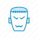 ghost, halloween, mummy, zombie icon