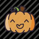 halloween, happy, lantern, pumpkin icon