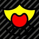 baloon, clown, costume, halloween, smiley icon