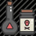 dangerous, fear, halloween, horror, poison, spooky, terror
