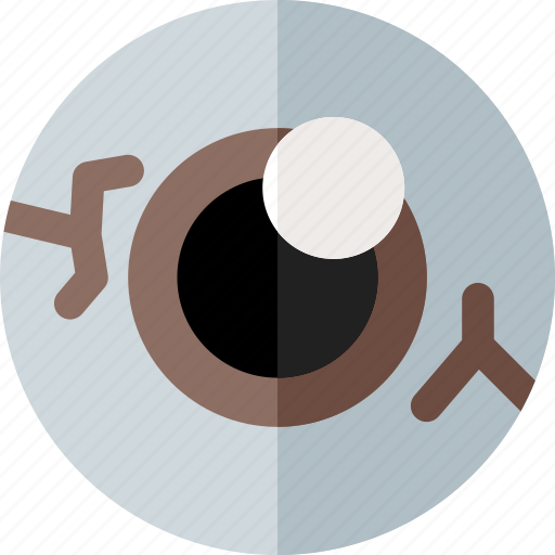 eye, eye ball, eye ball icon, eye icon, halloween, halloween icon icon