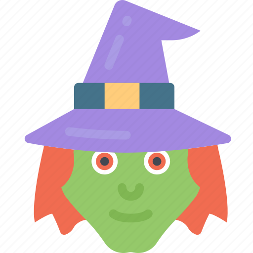 enchanter, evil, halloween, sorcerer, witch icon