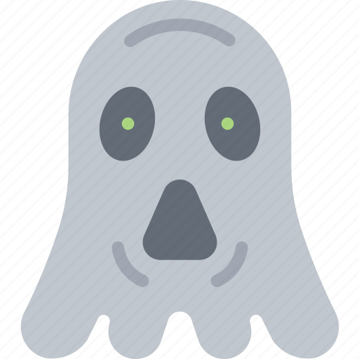 dead, evil, ghost, halloween, haunted icon
