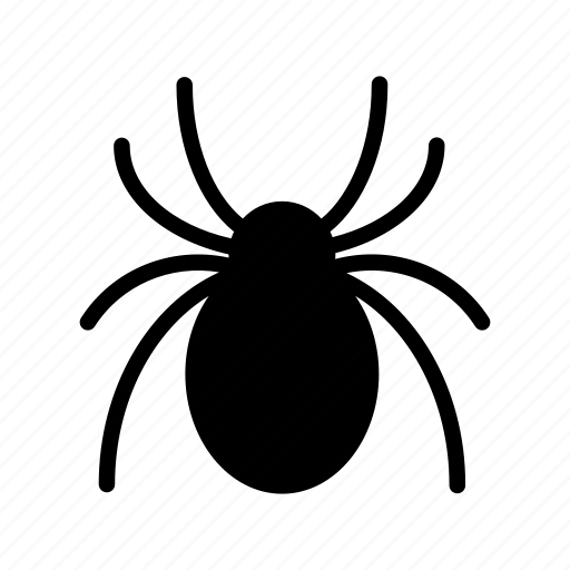 arachnid, bug, evil, halloween, insect, spider icon