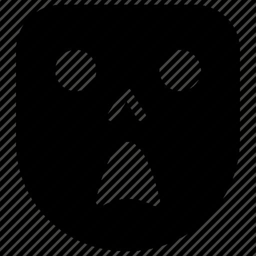 clown, creepy, scary, spooky icon