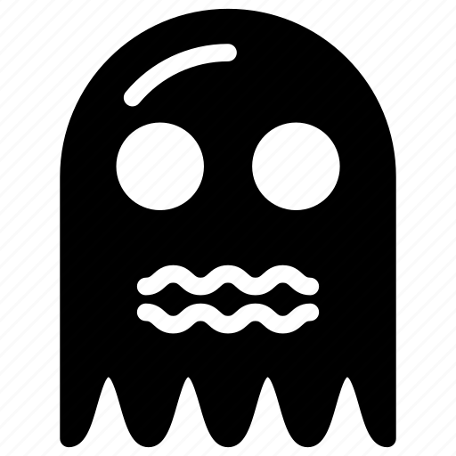 boo, ghost, scary, spooky icon