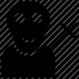 devil, ghost, reaper, skull icon