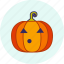 carnival, event, festive, halloween, party, pumpkin icon