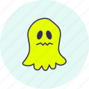 carnival, event, festive, ghost, halloween, party icon