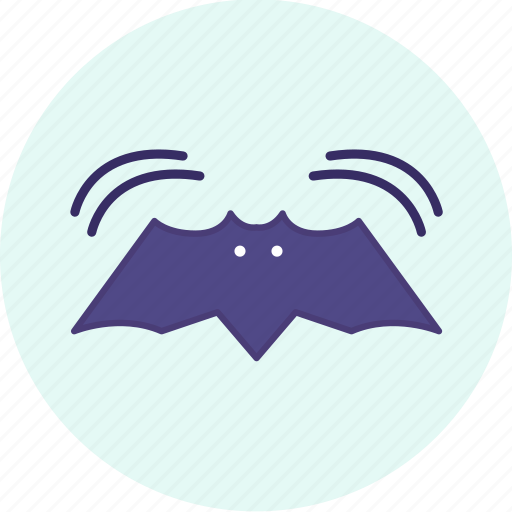 bat, carnival, event, festive, halloween, party icon