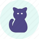 carnival, cat, event, festive, halloween, party icon