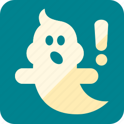 bogy, celebration, ghost, halloween, haunted, invisible, scary icon
