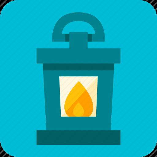 celebration, device, fire, halloween, lantern, light, scary icon