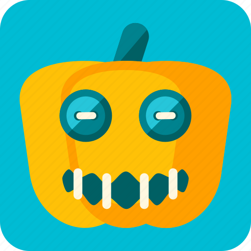 american, celebration, custom, halloween, pumpkin, scary, sculpture icon