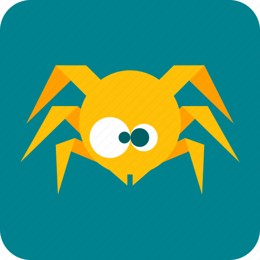 bite, celebration, crawl, fangs, halloween, scary, spider icon