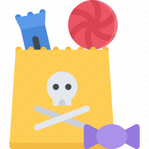 candy, fairy tale, fantasy, halloween, legend, myth, package icon