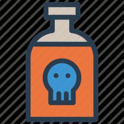 bottle, brew, lab, potion icon