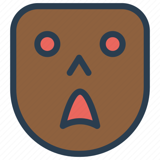Clown, creepy, scary, spooky icon - Download on Iconfinder