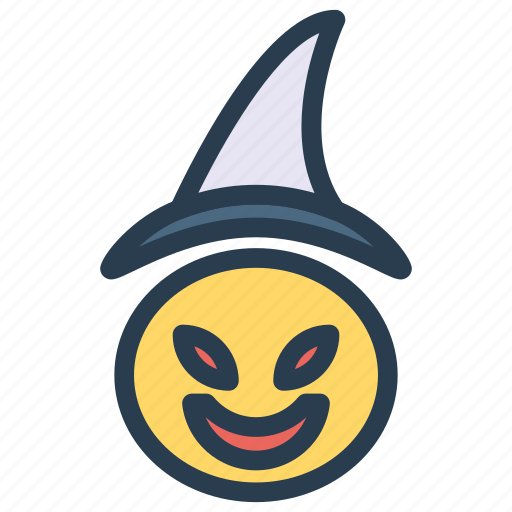 clown, halloween, monster, scary icon