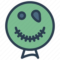 ghost, monster, scary, spooky icon