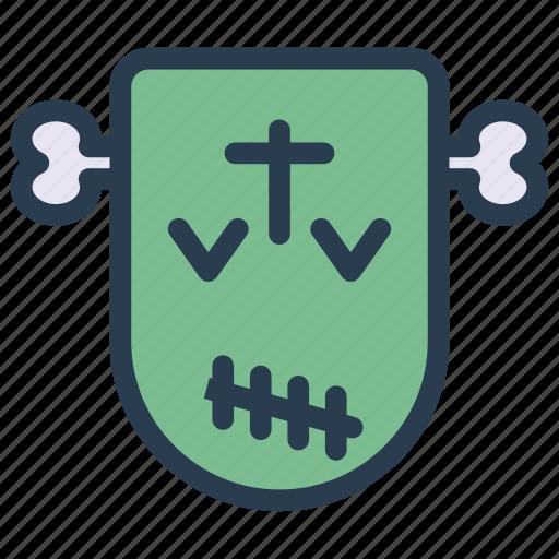 ghost, halloween, monster, skull icon