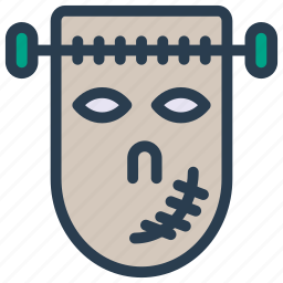 halloween, monster, mummy, zombie icon