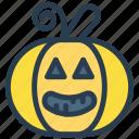scary, pumpkin, halloween, spooky