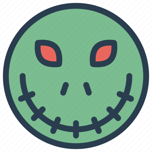 Zombie, scary, creepy, spooky icon - Download on Iconfinder