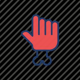 arrow, board, direction, upward icon