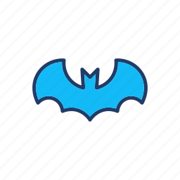 bat, bird, halloween, vampire icon